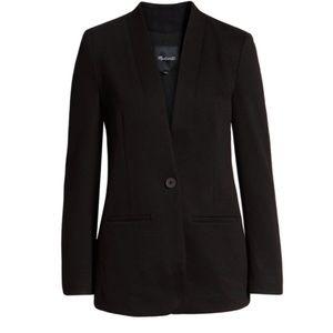 Madewell size 6 Tribune blazer